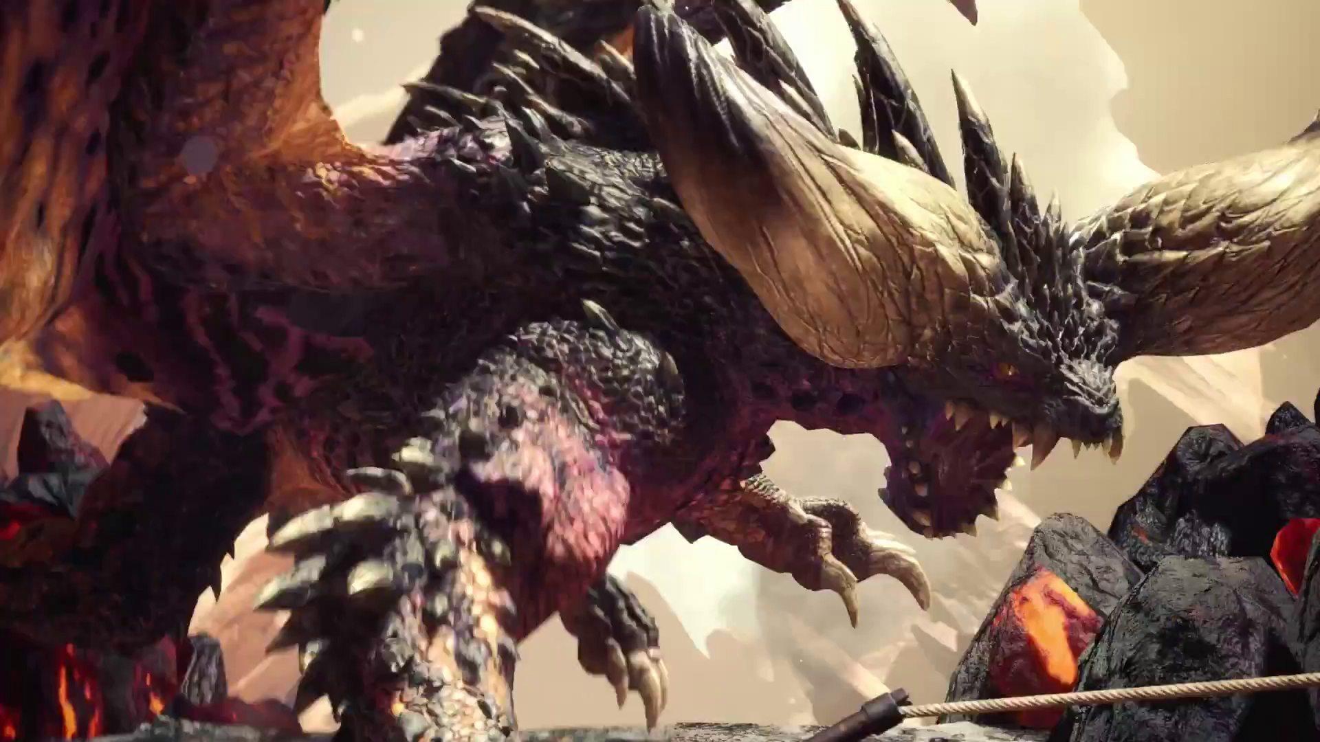 Monster Hunter World 5 New Details Revealed At Tgs